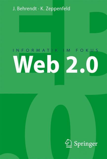 Abbildung von Behrendt / Zeppenfeld   Web 2.0   2007