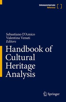 Abbildung von D'Amico / Venuti | Handbook of Cultural Heritage Analysis | 1. Auflage | 2021 | beck-shop.de
