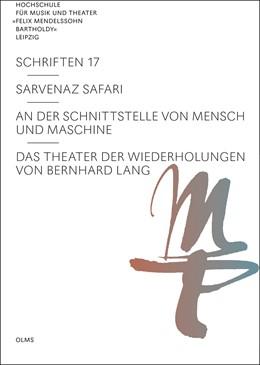Abbildung von Safari | An der Schnittstelle von Mensch und Maschine | 1. Auflage | 2020 | 17 | beck-shop.de
