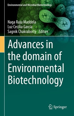 Abbildung von Maddela / García | Advances in the domain of Environmental Biotechnology | 1. Auflage | 2020 | beck-shop.de