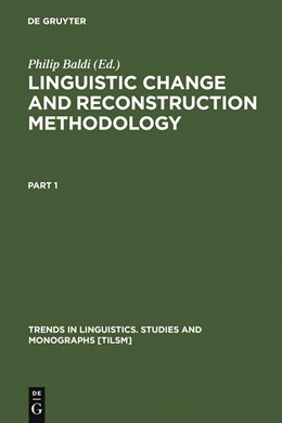 Abbildung von Baldi | Linguistic Change and Reconstruction Methodology | 1990 | 1990 | 45