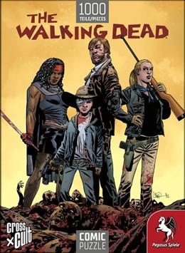 Abbildung von The Walking Dead (Die Zombiejäger). Puzze 1000 Teile   1. Auflage   2020   beck-shop.de