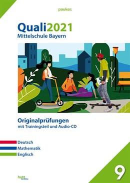Abbildung von Quali 2021 - Mittelschule Bayern   1. Auflage   2020   beck-shop.de