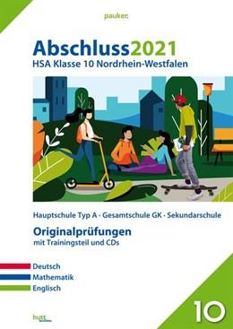 Abbildung von Abschluss 2021 - Hauptschulabschluss Klasse 10 Nordrhein-Westfalen | 1. Auflage | 2020 | beck-shop.de