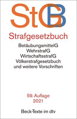 Abbildung von Strafgesetzbuch: StGB   59. Auflage   2021   5007   beck-shop.de
