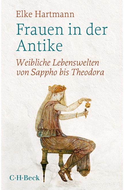 Cover: Elke Hartmann, Frauen in der Antike