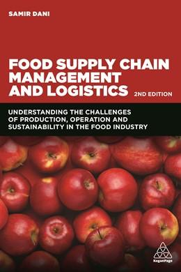 Abbildung von Dani | Food Supply Chain Management and Logistics | 2. Auflage | 2021 | beck-shop.de