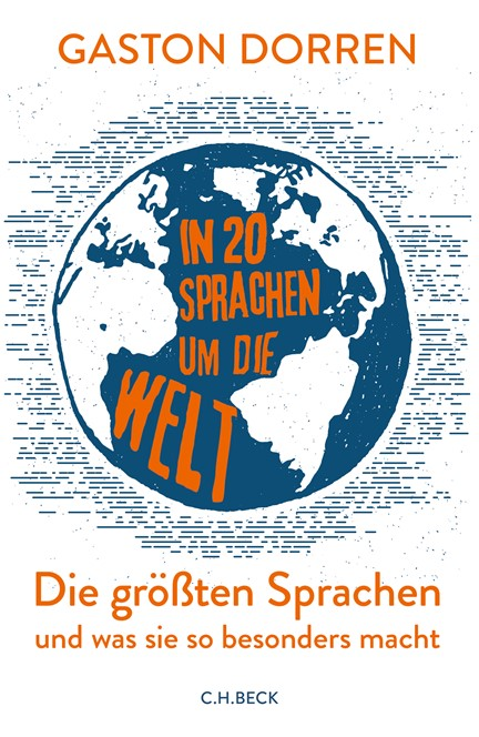 Cover: Gaston Dorren, In 20 Sprachen um die Welt