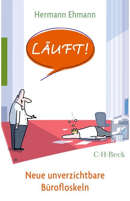 Cover: Hermann Ehmann, Läuft!