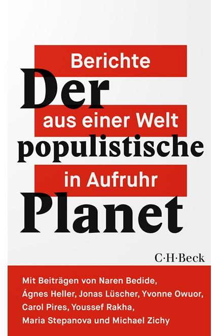 Cover: , Der populistische Planet