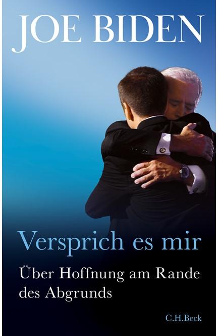 Cover: Joe Biden, Versprich es mir