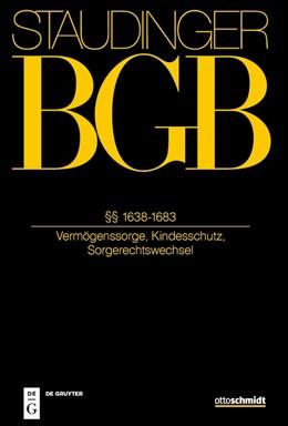 Abbildung von Heilmann / Coester | §§ 1638-1683 | 1. Auflage | 2020 | beck-shop.de