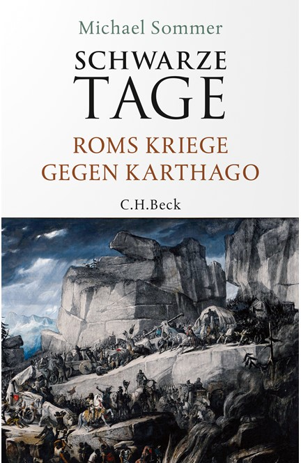 Cover: Michael Sommer, Schwarze Tage