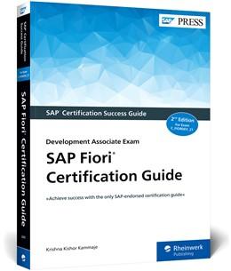 Abbildung von Kishor Kammaje   SAP Fiori Certification Guide   2. Auflage   2020   beck-shop.de