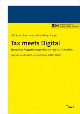 Abbildung von Heidecke | Tax meets Digital | 1. Auflage | 2021 | beck-shop.de