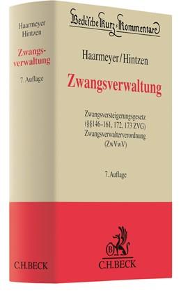 Abbildung von Haarmeyer / Hintzen | Zwangsverwaltung | 7. Auflage | 2021 | Band 54 | beck-shop.de