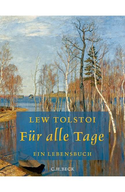 Cover: Lew Tolstoi, Für alle Tage