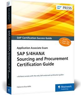 Abbildung von Bourdelle | SAP S/4HANA Sourcing and Procurement Certification Guide | 1. Auflage | 2021 | beck-shop.de