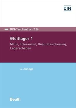 Abbildung von Gleitlager 1 | 6. Auflage | 2020 | 126 | beck-shop.de