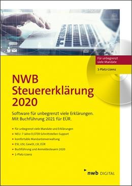 Abbildung von NWB Steuererklärung 2020 – 1-Platz-Lizenz   1. Auflage   2020   beck-shop.de