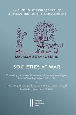 Abbildung von Ruffing / Droß-Krüpe | Melammu Symposia 10 Societies at War | 1. Auflage | 2020 | beck-shop.de