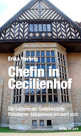 Abbildung von Herbrig / Kreyßing   Chefin in Cecilienhof   1. Auflage   2020   beck-shop.de