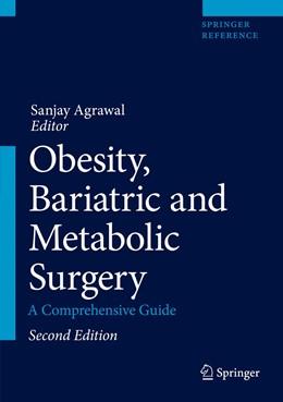 Abbildung von Agrawal   Obesity, Bariatric and Metabolic Surgery   2. Auflage   2022   beck-shop.de
