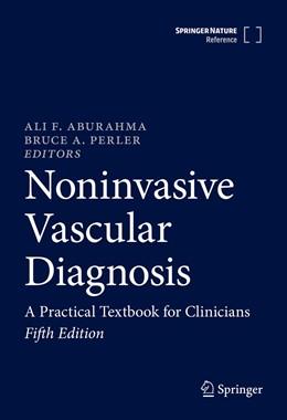 Abbildung von AbuRahma / Perler   Noninvasive Vascular Diagnosis   5. Auflage   2022   beck-shop.de