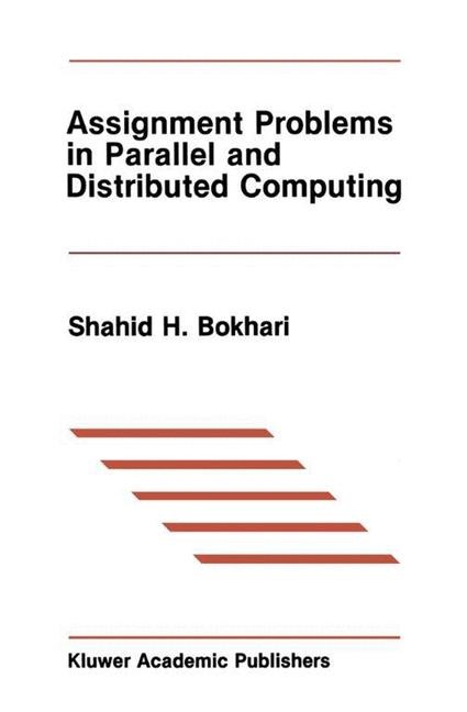 Abbildung von Bokhari | Assignment Problems in Parallel and Distributed Computing | 1987