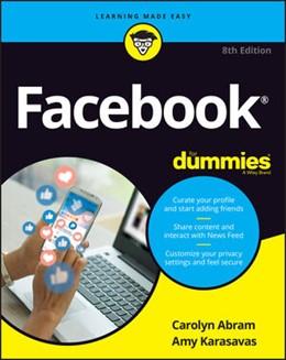 Abbildung von Abram / Karasavas | Facebook For Dummies | 8. Auflage | 2021 | beck-shop.de