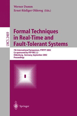 Abbildung von Damm / Olderog   Formal Techniques in Real-Time and Fault-Tolerant Systems   2002   7th International Symposium, F...   2469