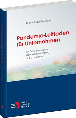Abbildung von Kraus-Baumann | Pandemie-Leitfaden für Unternehmen | 1. Auflage | 2020 | beck-shop.de