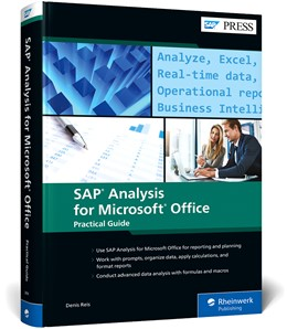 Abbildung von Reis | SAP Analysis for Microsoft Office—Practical Guide | 1. Auflage | 2021 | beck-shop.de