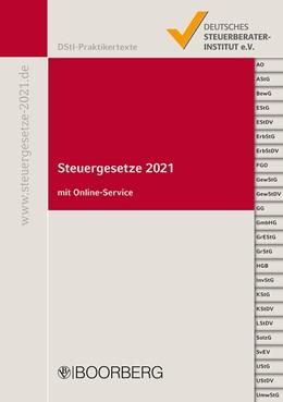 Abbildung von Steuergesetze 2021 | 1. Auflage | 2021 | beck-shop.de