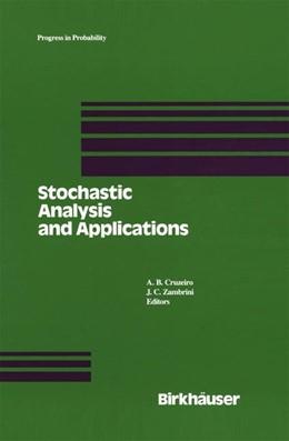 Abbildung von Cruzeiro / Zambrini | Stochastic Analysis and Applications | 1992