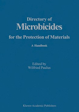 Abbildung von Paulus | Directory of Microbicides for the Protection of Materials | 2005 | A Handbook