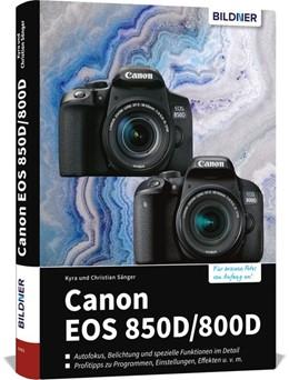 Abbildung von Sänger | Canon EOS 850D / 800D | 1. Auflage | 2020 | beck-shop.de