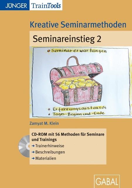 Abbildung von Klein | Kreative Seminarmethoden: Seminareinstieg 2 | 2009