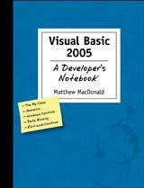 Abbildung von Matthew MacDonald | Visual Basic 2005: A Developer's Notebook | 2005