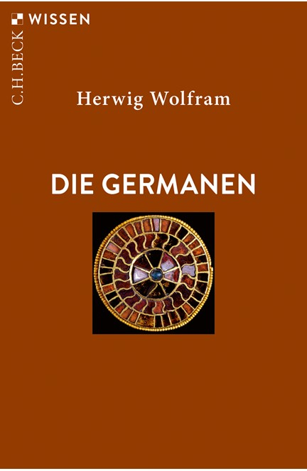 Cover: Herwig Wolfram, Die Germanen