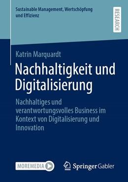 Abbildung von Marquardt | Nachhaltigkeit und Digitalisierung | 1. Auflage | 2020 | beck-shop.de