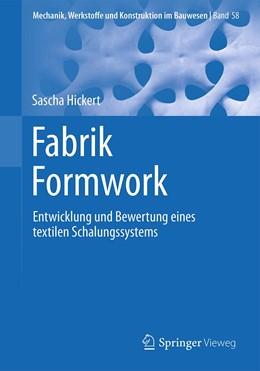 Abbildung von Hickert | Fabrik Formwork | 1. Auflage | 2020 | 58 | beck-shop.de