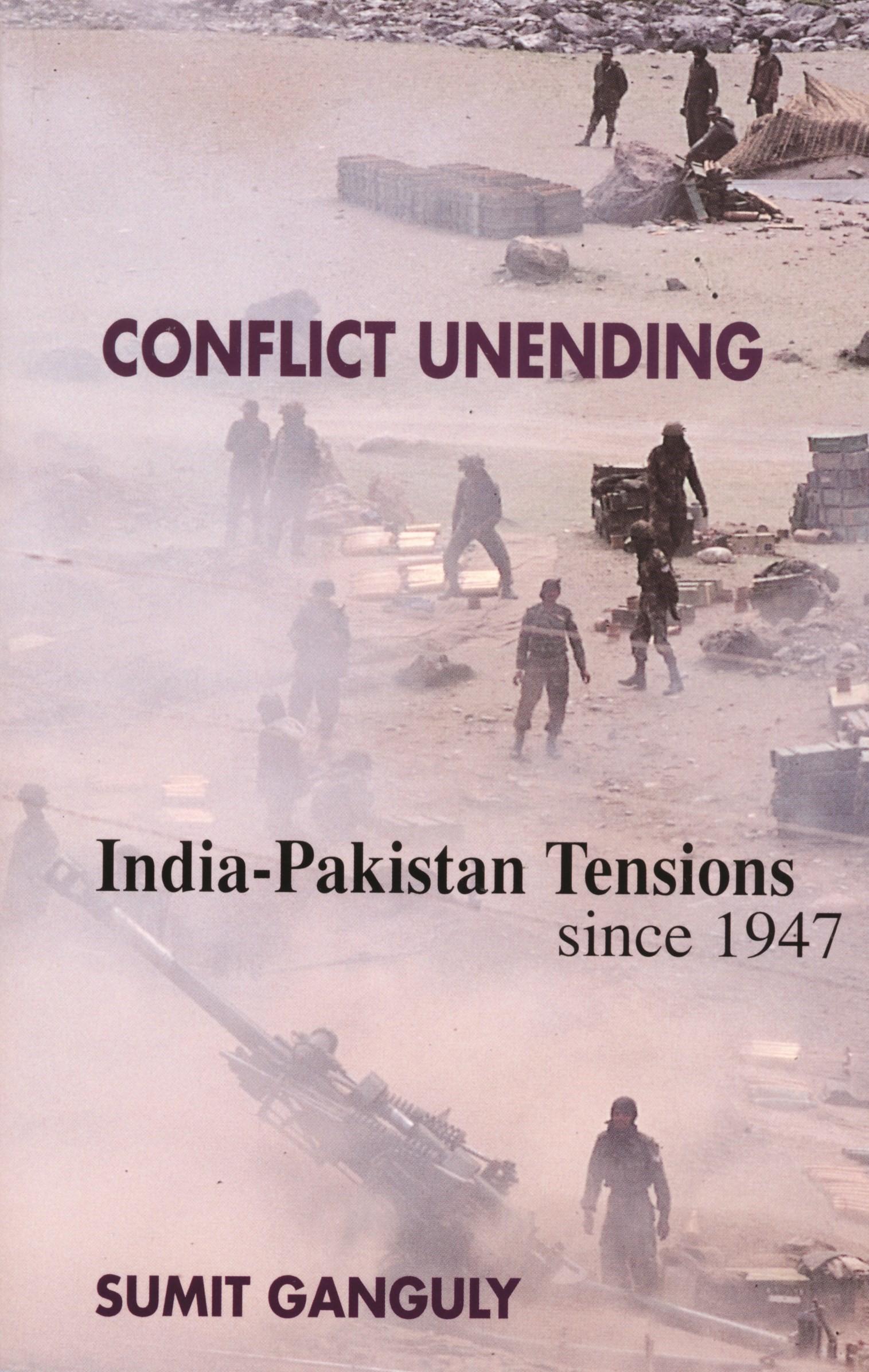 Abbildung von Ganguly | Conflict Unending | 2002