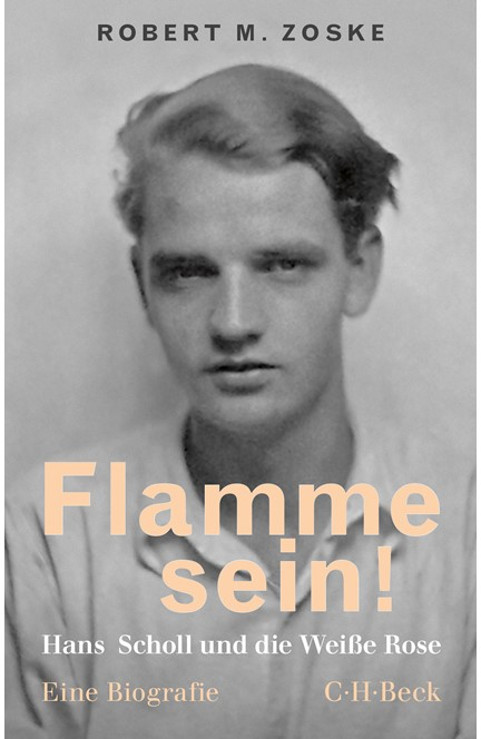 Cover: Robert M. Zoske, Flamme sein!