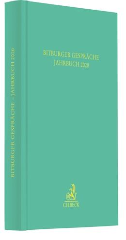 Abbildung von Bitburger Gespräche: Jahrbuch 2020 | 1. Auflage | 2021 | beck-shop.de