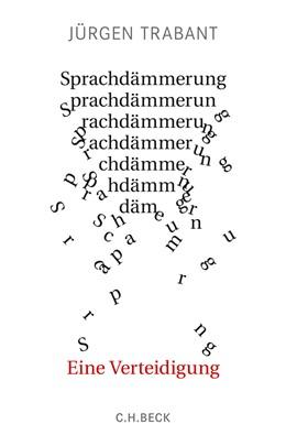 Abbildung von Trabant | Sprachdämmerung | 1. Auflage | 2020 | beck-shop.de