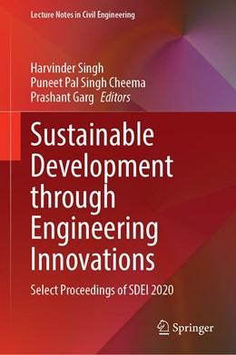 Abbildung von Singh / Singh Cheema | Sustainable Development through Engineering Innovations | 1. Auflage | 2021 | 113 | beck-shop.de