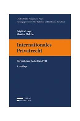 Abbildung von Lurger / Melcher   Internationales Privatrecht   3. Auflage   2020   beck-shop.de