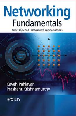 Abbildung von Pahlavan / Krishnamurthy | Networking Fundamentals | 2009 | Wide, Local and Personal Area ...