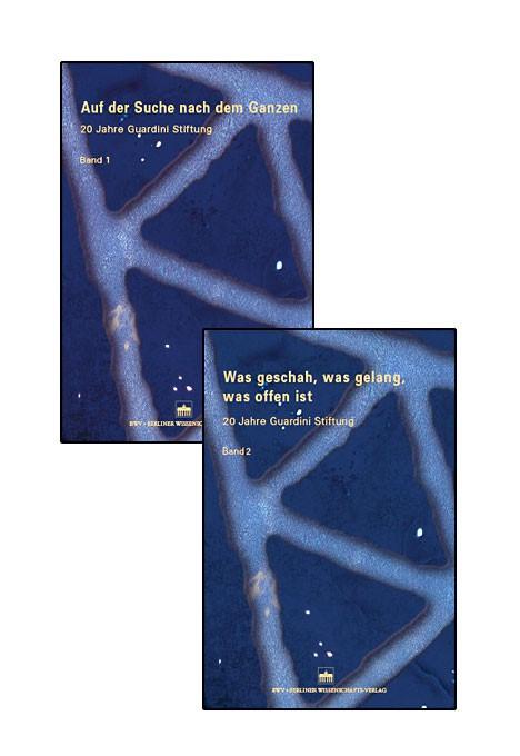 20 Jahre Guardini Stiftung, 2007 | Buch (Cover)